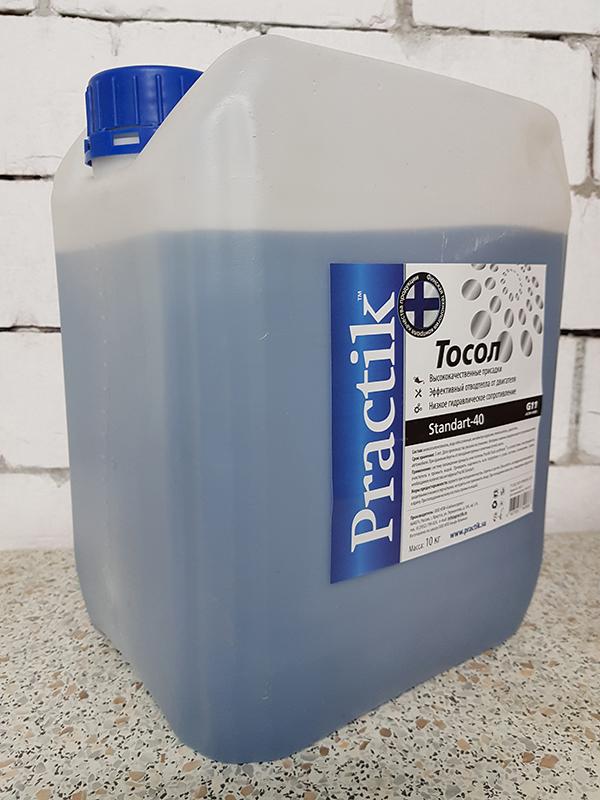 Тосол PracticUM Standart -40 G11 (канистра 10кг)