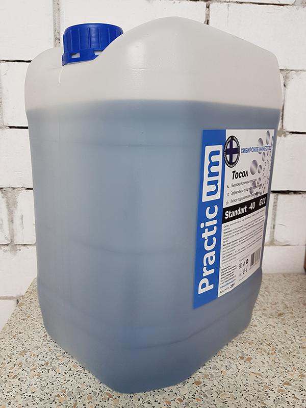 Тосол PracticUM Standart -40 G11 (канистра 20кг)