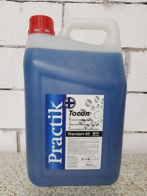 Тосол PracticUM Standart -65 G11 (канистра 5кг)