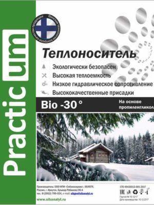 Теплоносители PracticUM, производство г. Иркутск