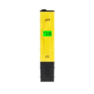 Портативный рН метр. рН 2011/200 АТС (KL-911)  2 калибровки 6.86 в комплекте