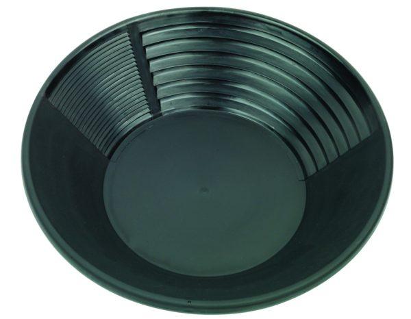 BP12 - Лоток пластиковый Estwing черный для промывки золота