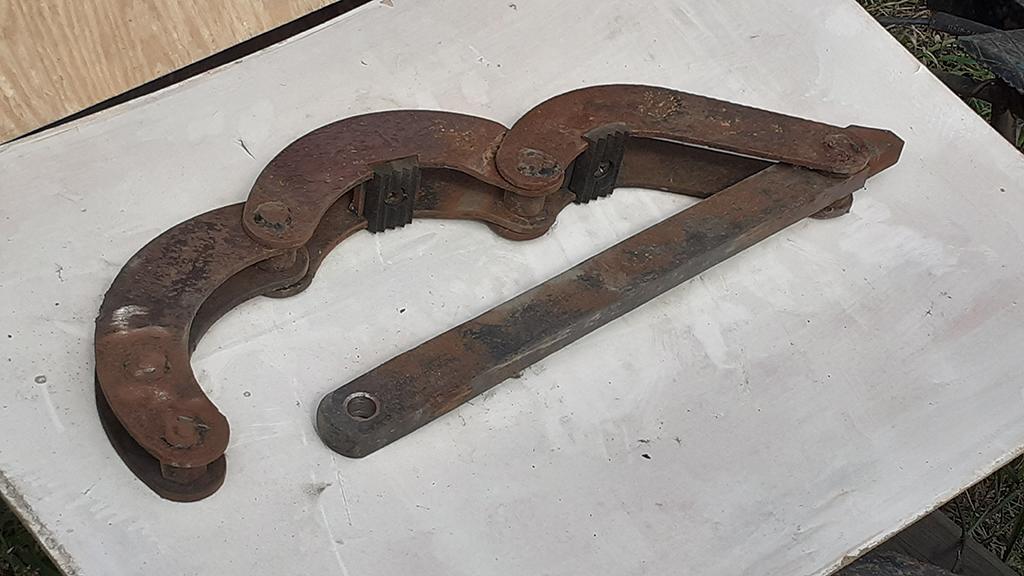 Ключ КШС 127-146