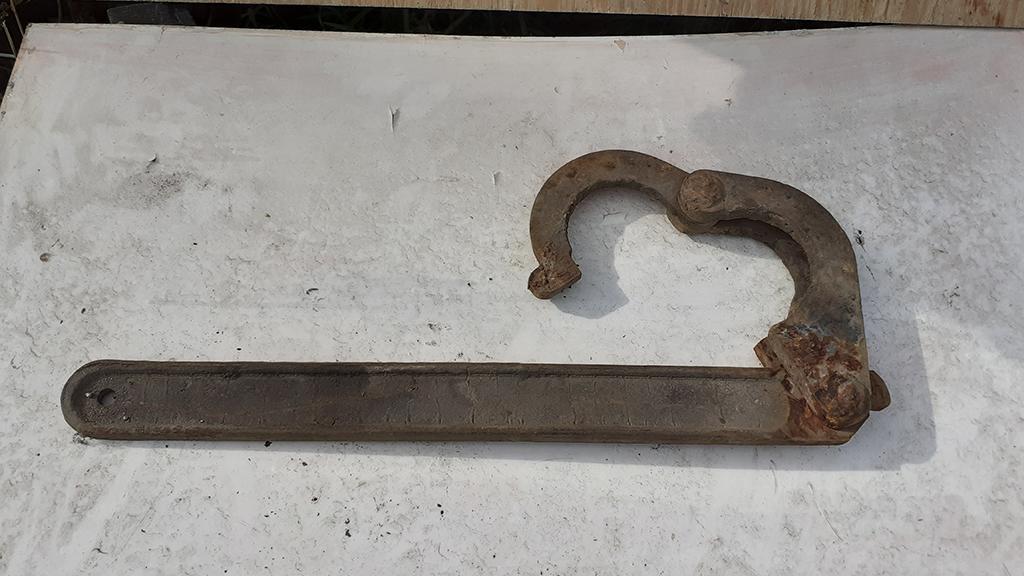 Ключ трубный КТ-69